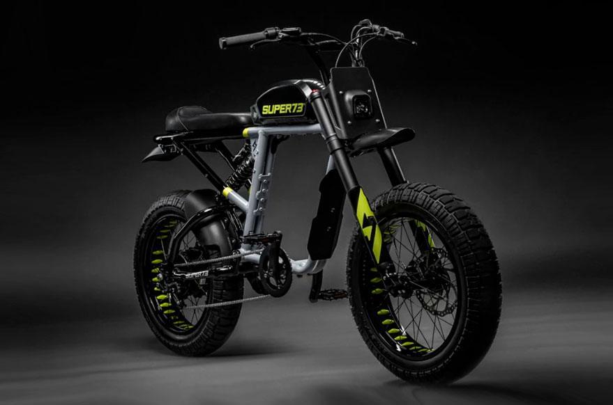 SUPER73-RX bicicleta electrica
