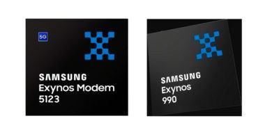 Samsung supera a Apple como en el 3er fabricante de chipset más grande del mundo