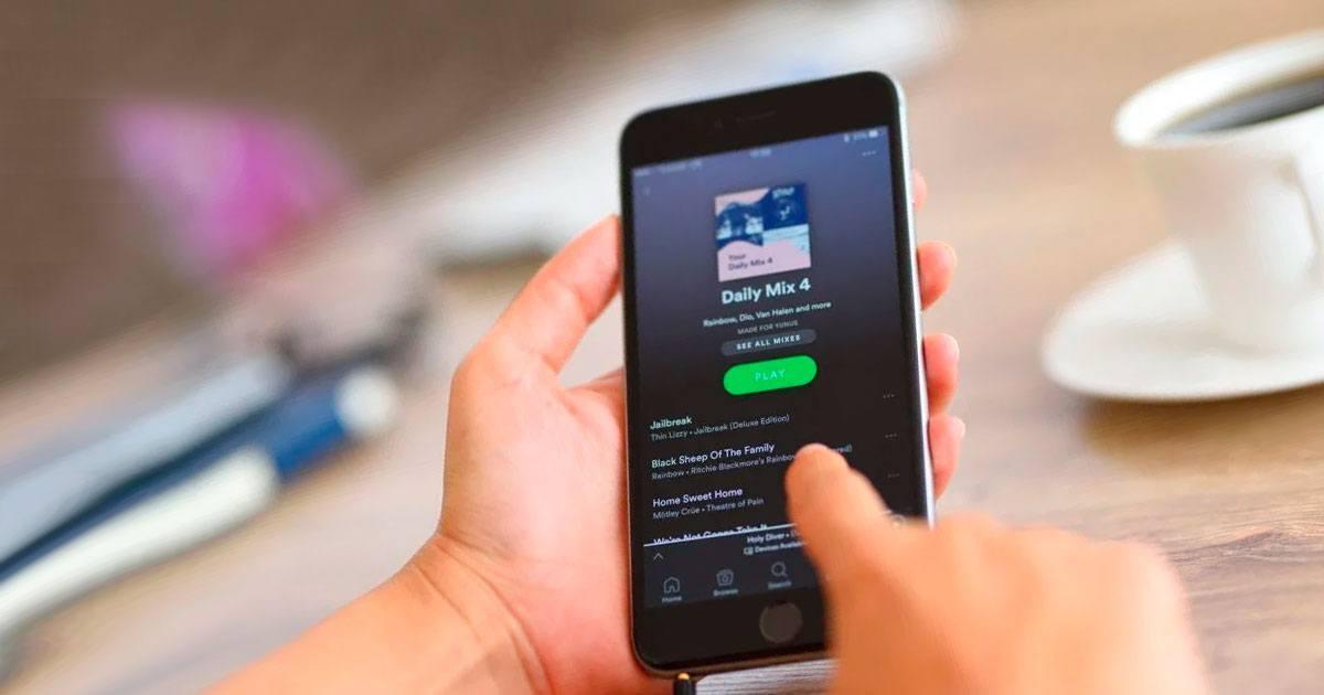 Spotify pronto recomendará música basada en las fotos que tomes