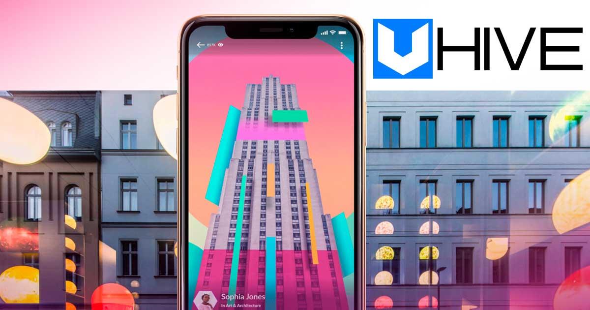 Uhive: La red social que te paga con tokens por pasar tiempo en ella