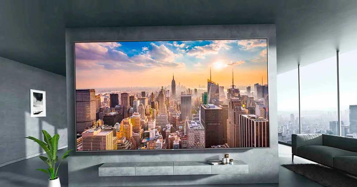 Xiaomi lanza el enorme Redmi Smart TV MAX de 98 pulgadas en China