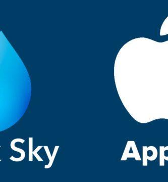 Apple compra la aplicación de clima Dark Sky y cerrará la versión Android