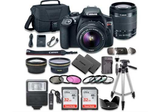 Canon EOS Rebel T6 Réflex
