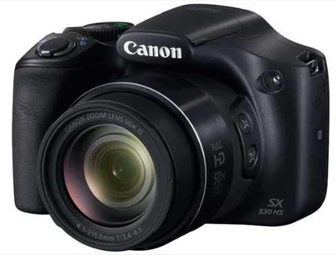 Canon Powershot SX530 HS 16.0 MP
