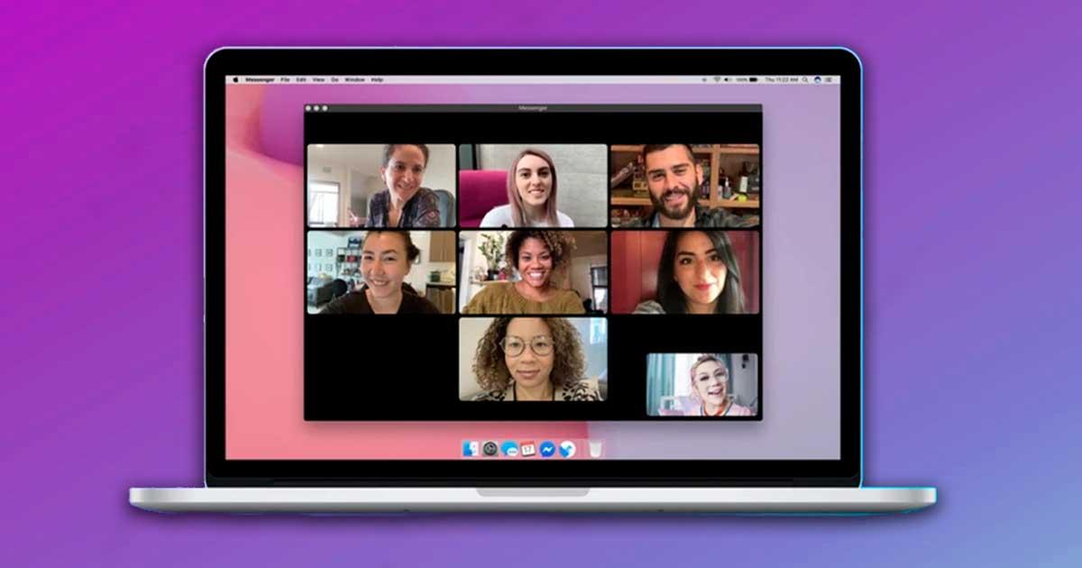 Facebook Messenger de escritorio para macOS y Windows finalmente está aquí