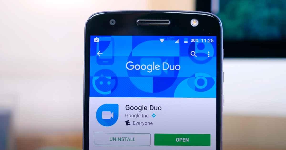 Google Duo agrega 4 nuevas funciones a su aplicación de videollamadas