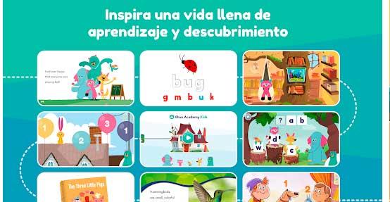 Khan Academy Kids: Juegos y libros gratuitos