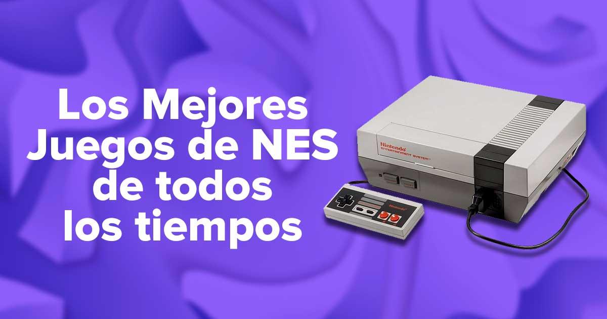 Los Mejores Juegos de NES de todos los tiempos