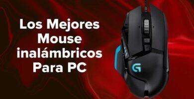 Los Mejores Mouse Gamers inalámbricos Para Juegos de PC