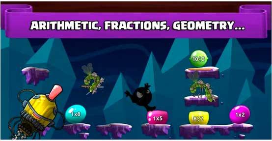 Matemáticas de Monstruos