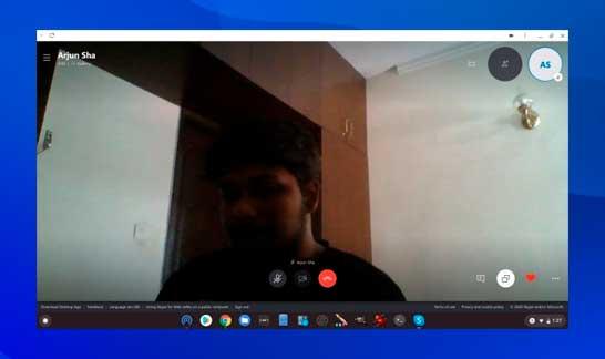 Skype en Chromebook