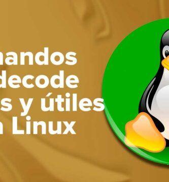 40 comandos dmidecode simples y útiles para Linux