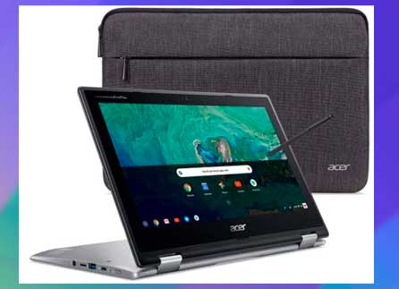 Acer Chromebook Spin 11 Laptop Convertible