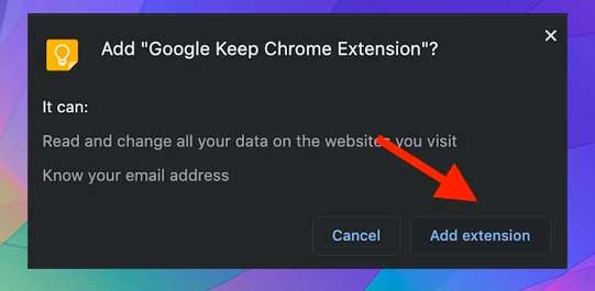 Agregar a Chrome