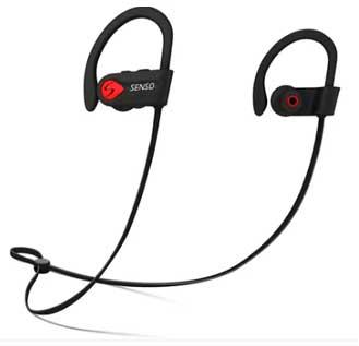 Auriculares Estéreo Bluetooth Senso