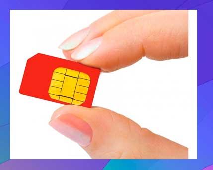 Cómo es una tarjeta SIM