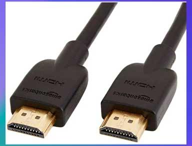 Cable HDMI De Alta Velocidad De AmazonBasics