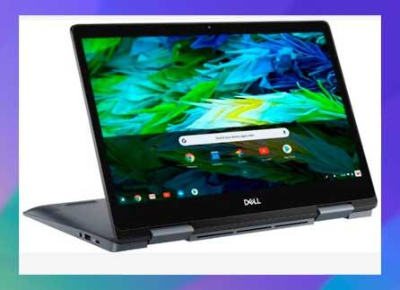 """Dell Inspiron 2 En 1 De 14 """" Con Pantalla Táctil Full HD"""