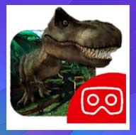Jurassic VR: Dions for Cardboard Virtual Reality