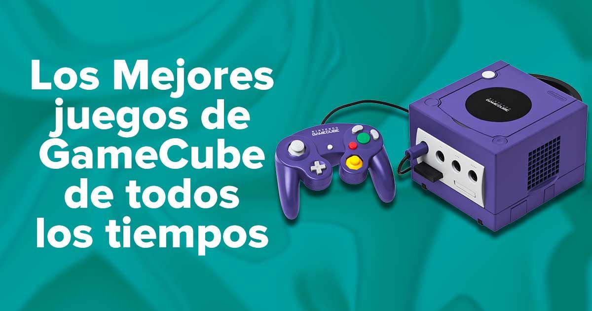 Los Mejores juegos de GameCube de todos los tiempos