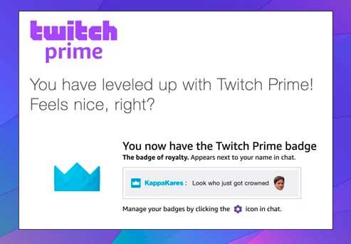 Twitch confirmará si el proceso es exitoso