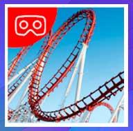 VR Thrills: Roller Coaster 3D