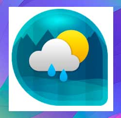 Weather & Clock Widget para Android