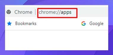 Abra una nueva pestaña en Chrome apps