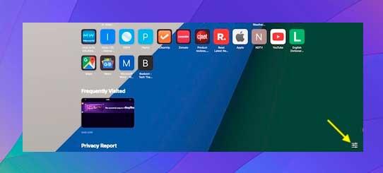 Abre Safari en tu Mac