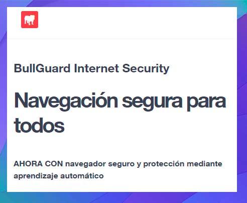 Antivirus BullGuard Premium Protection