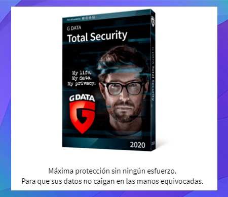 Antivirus G DATA Total Security