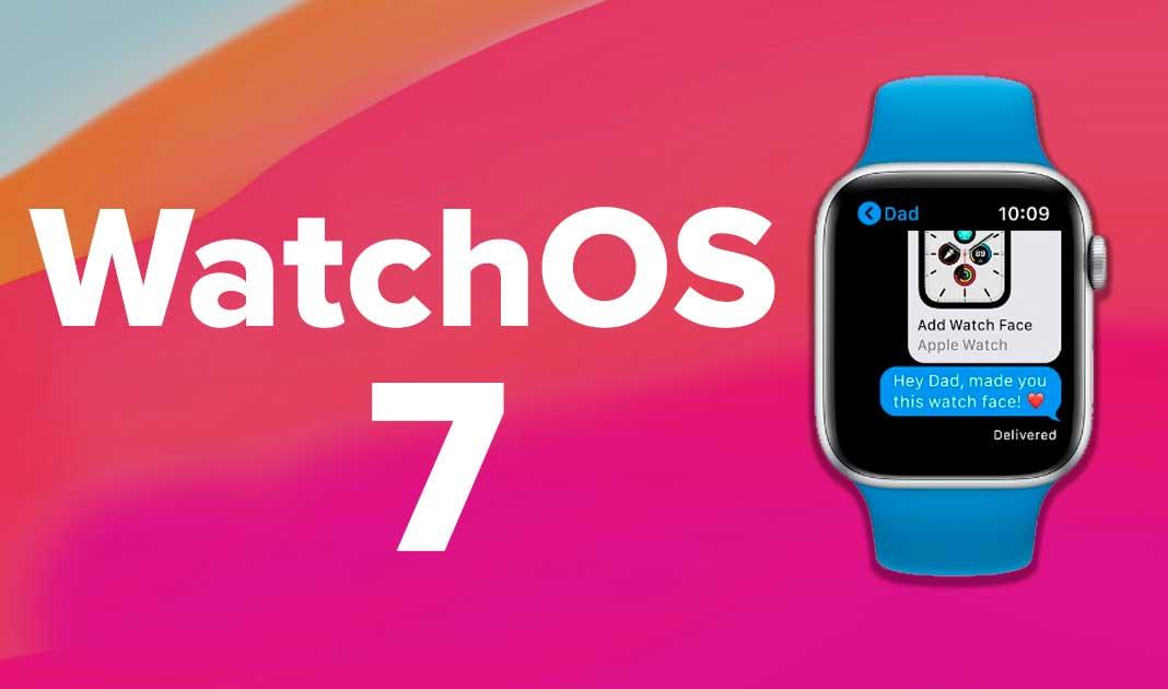 Cómo comprobar el estado de la batería del Apple Watch en watchOS 7