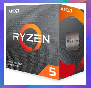 CPU (AMD Ryzen 5 3600)