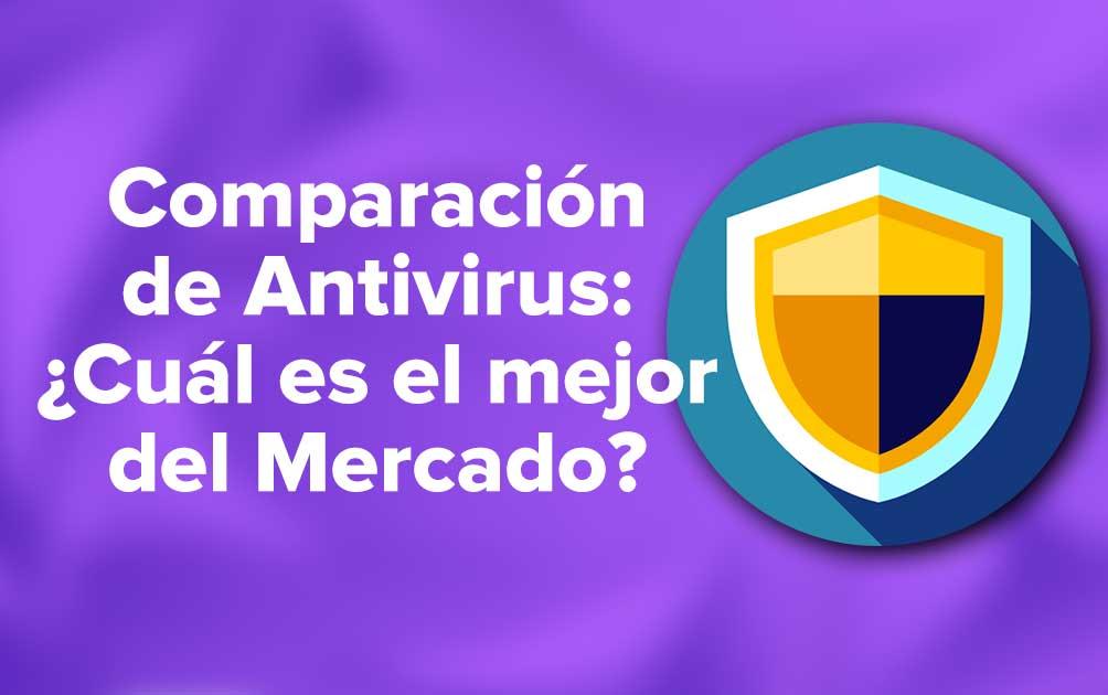 Comparación de Antivirus: ¿Cuál es el mejor del Mercado?
