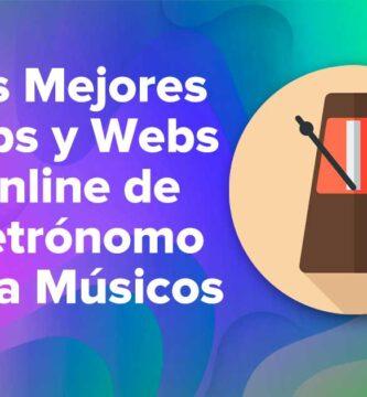 Las Mejores Apps y Webs Online de Metrónomo Para Músicos