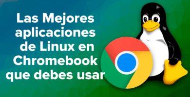 Las Mejores aplicaciones de Linux en Chromebook que debes usar