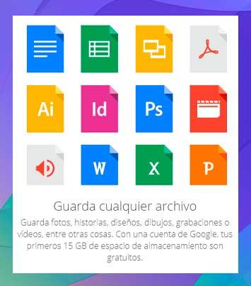 Las mejores cosas de Google Drive