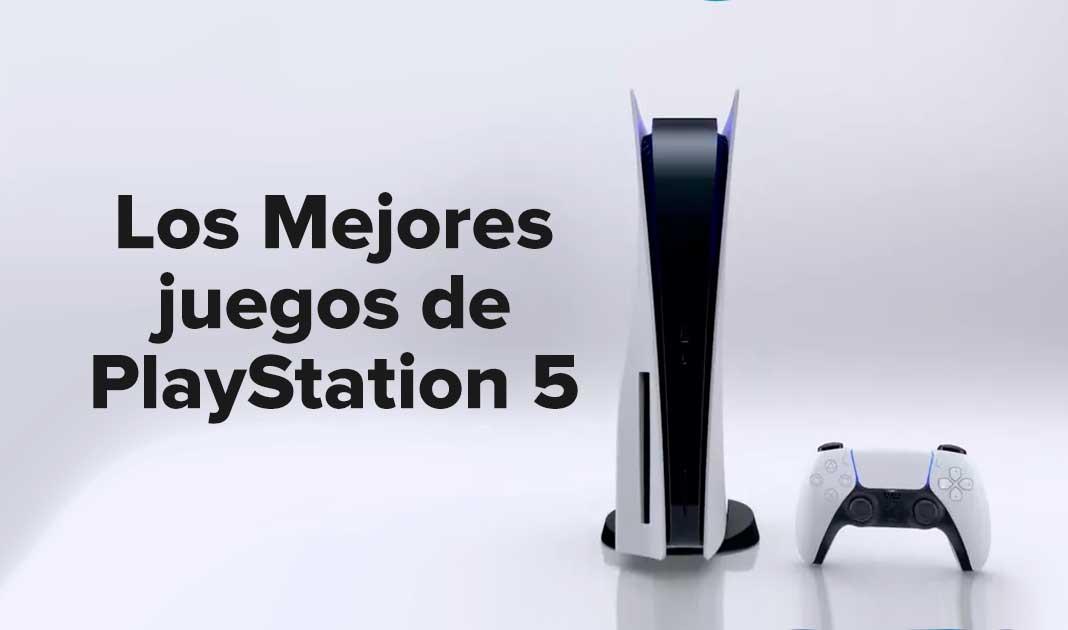 Los Mejores juegos de PlayStation 5