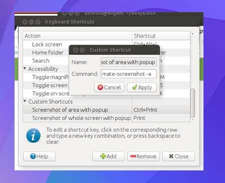 Mate Screenshot