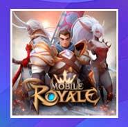 Mobile Royale MMORPG: crea una estrategia para la batalla