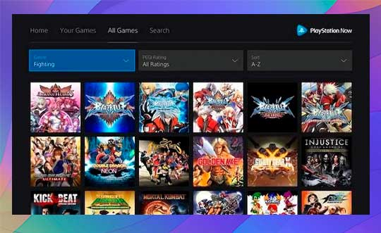 PlayStation ahora tiene más de 800 juegos