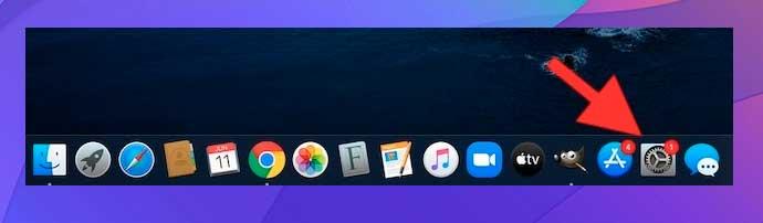 Preferencias del Sistema en tu Mac