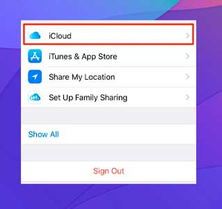Sincroniza contactos de iCloud con tu iPhone