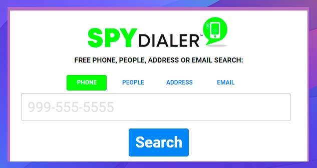 Spy Dialer