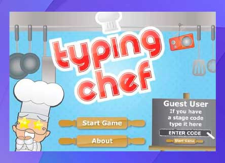 Typing Chef