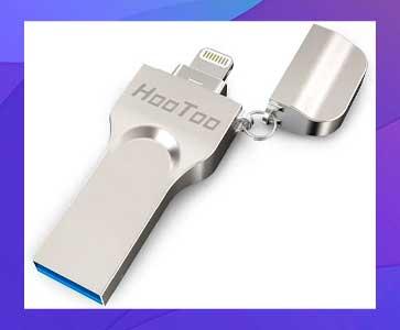 Unidad flash para iPhone HooToo de 256 GB