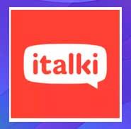 italki - Aprende idiomas con hablantes nativos