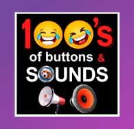 Cientos de botones y sonidos para bromas