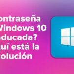 ¿Contraseña de Windows 10 caducada? Aquí está la solución