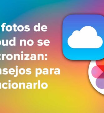 Las fotos de iCloud no se sincronizan : 8 Consejos para solucionarlo